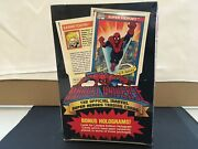Vintage New 1990 Impel Marvel Universe Series 1 Sealed Box With 36 Count Packs