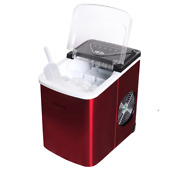 Stainless-steel 26-lb. Ice Maker Heavy Duty Assorted Colors Free Shipping