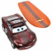 New Disney D23 Expo Cars Lightning Mcqueen Artist Series Limited Edition Of 300