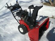 Toro Power Max 1028 Lxe 28 Two-stage Gas Snow Blower With Electric Start