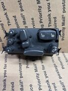 Chrystler Pacifica Driver Seat Controller Switch 0yd13trmad Oem