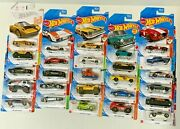 2021 Hot Wheels Cars With Newest Cases You Pick / Updates 10/23