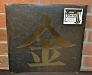 Johto Legends - Pokemon Gold And Silver Limited 2lp Colored Vinyl Gatefold New