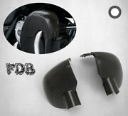 Fit H-d 2014-19 Trike Real Carbon Fiber Fairing Lowers Cover