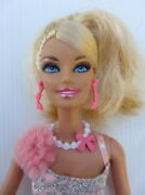 Barbie Doll - Fashionistas Girly Wave 1 - Near Complete