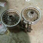 Mgb Front Wire Wheels Hubs Knock Offs