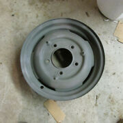Mgtd Mg Td 15 X 4 Steel Wheel Early Cars Sand Blasted And Primed