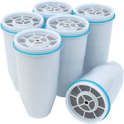 New 6-pack Zero Water 5-stage Replacement Filter White