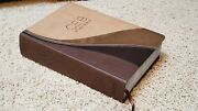 The Ceb Study Bible 2013 With Decotone Bonded Leather