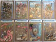All 8 Image Comic Covers Becomes A Poster Rare