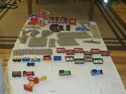 Thomas The Tank Engine Radio Controlled Set Including Tracks And Characters Euc