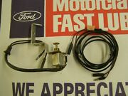 Nos Oem Ford 1965 1966 Mustang 4 Speed Backup Light Lamp Switch Back Up 1964 1/2