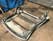1971 1972 1973 And Other Ford Mustang Convertible Top Frame Only Oem