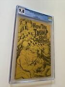 How The Trump Stole Christmas Cgc 9.8 Gold Perfect Case