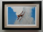 Aircraft Print 'pitts Special' Framed