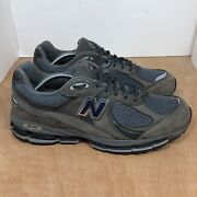 New Balance 2002 Made In Usa Mr2002cu Menand039s Size 11 D Running Shoe