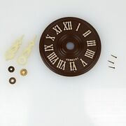 Vintage Cuckoo Clock Dial And Hands And Mini Nails Germany