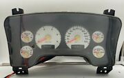 2004-2005 Dodge Ram 1500,2500 Used Dashboard Instrument Cluster For Sale Mph