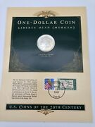 Us Coins Of The 20th Century Postal Commemorative One Dollar Coin 1921
