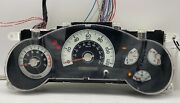 2007 Toyota Fj Cruiser Used Dashboard Instrument Cluster For Sale Mph