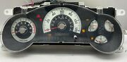 2007-2008 Toyota Fj Cruiser Used Dashboard Instrument Cluster For Sale Mph