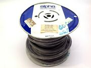 Alpha Wire 5199/60 Xtra-guard 22awg 60 Conductor Wire 75and039ft Spool