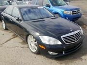Motor Engine 221 Type S550 Awd Fits 09 Mercedes S-class 85880