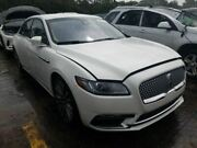 Motor Engine 2.7l Vin P 8th Digit Turbo Fits 17-18 Lincoln Continental 129126
