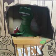 [unused] Toy Story Rex Talking Figure Takara Tomy Collection Disney From Japan
