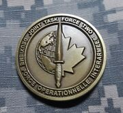 Special Operations Joint Task Force Two Canada Sf Seal Military Challenge Coin