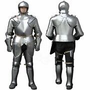 Medieval Knight Full Suit Of Armor Germany 16th. Century