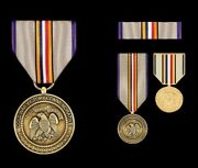 Cold War Victory Commemorative Medal Honorable Service Between 1945-1991
