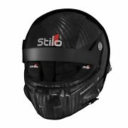 Eu Stilo Italy St5gt 8860 Carbon Full Face Helmet Snell And Fia S M/l