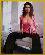 Shania Twain Hand Signed 10 X 8 Photo Autograph Country Pop Singer Songwriter