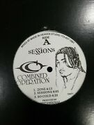 Extremely Rare And03998 Random Rap Combined Operation-sessions Ep Chicago Underground