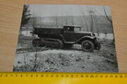 Gaz 60 With Caterpillar Drive Ford Truck Factory Photo Russian