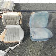 1960s Corvair 2 Door Hard Top Convertible Front Seat Assembly To Rebuild 4842135