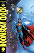 Doomsday Clock 1 Of 12superman And039band039color Variant Watchmen Garyfrank.first Print