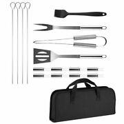 Grilling Barbecue Utensil Accessories Camping Outdoor Cooking Stainless Steel