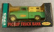 Ertl 1955 Pick Up Truck Coin Bank True Value Hardware Stores 125 Scale 3856 Mib