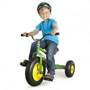 John Deere Mighty Pedal Trike 2.0 Ride On Toy/tricycle Kids/children Green