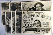 Gone To The Dogs 1939 George Wallace Original Black And White Lobby Card Aust...