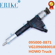 095000-8871 Original Common Rail Injector Vg1096080010 For Denso Howo Truck