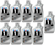 Mobil 1 122377-1 Full Synthetic Engine Oil 15w50 9 Quarts