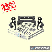 6 Lift Kit W/front Spacers/rear Pro Runner Shocks 04-08 Ford F-150 4wd Pro Comp