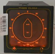 Thies Clima Wind Indicator Digital Display 4.5127.00.000