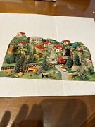 Original 1950s Scenic Effects Maybe From Faller European Look Lot A