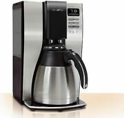 Mr. Coffee 10-cup Optimal Brew Thermal Coffee Maker New New