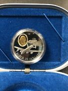 1990 Canada Proof Powered Flight First 50 Years The Lancaster Silver 20 Coin