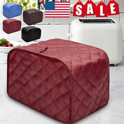 Us Toaster Cover Small Appliance Quilted Covers For Kitchen Toasters Protective